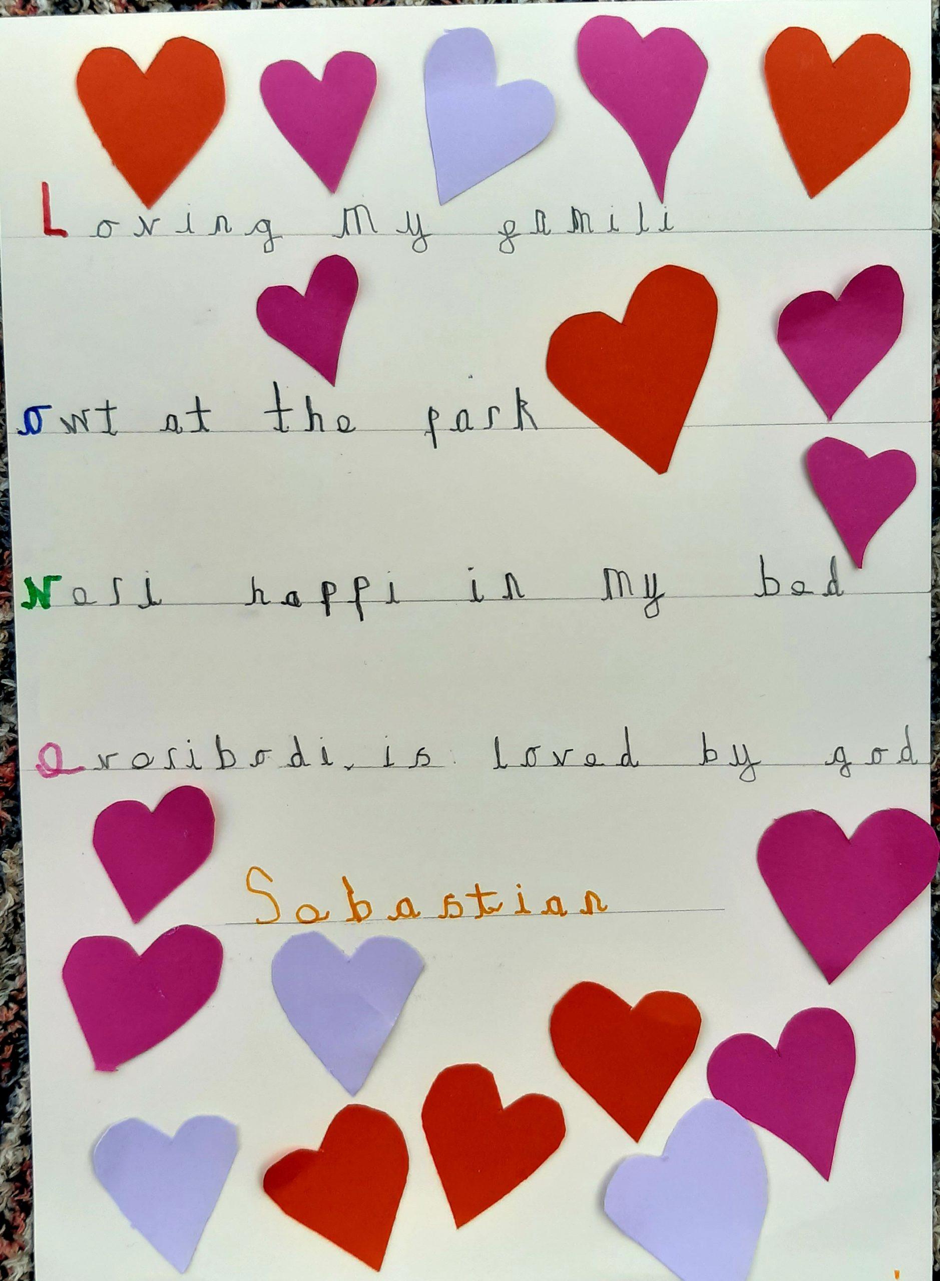 Seb poem