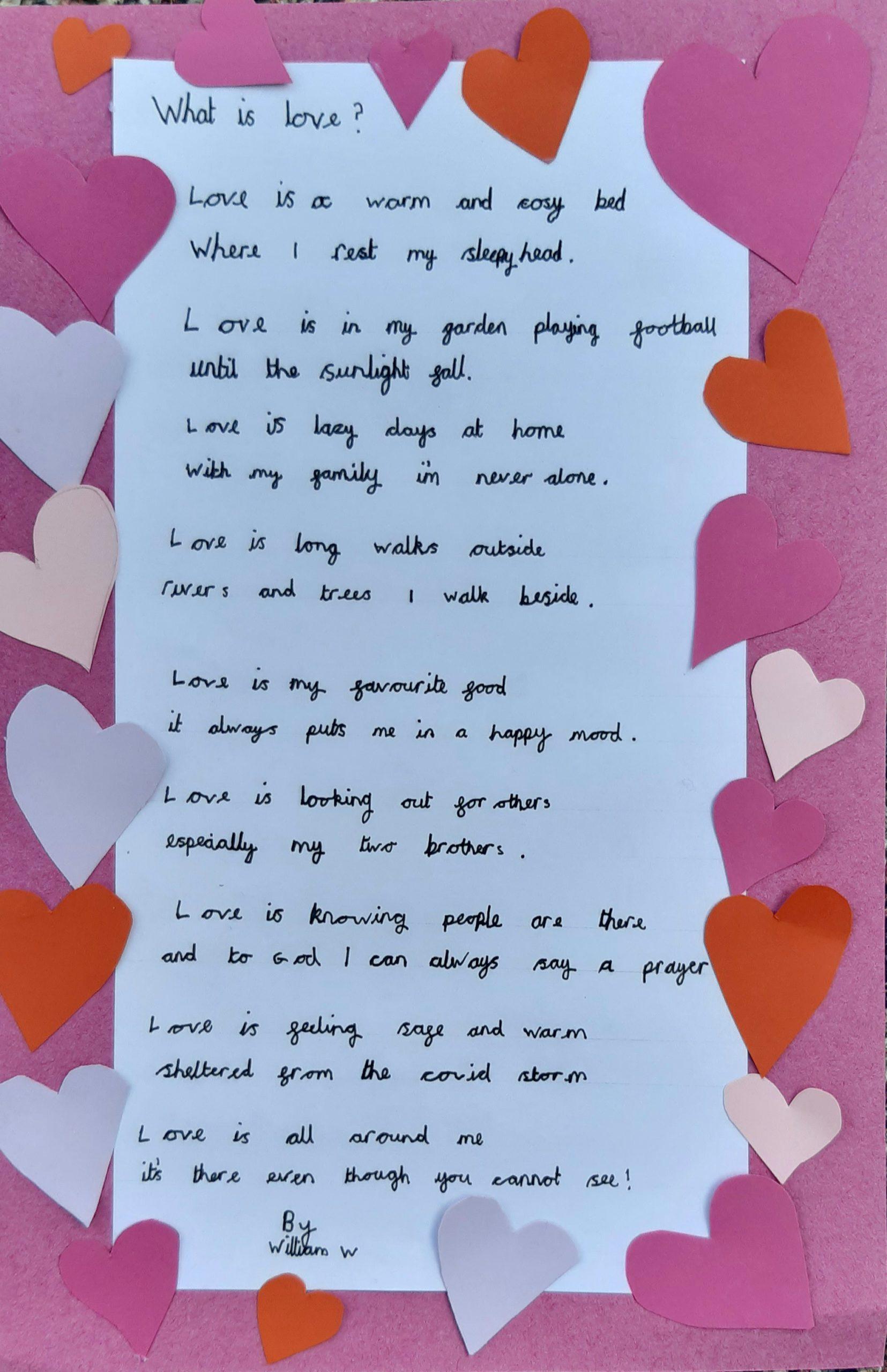 William poem